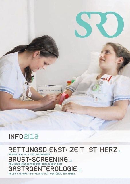 11 | 2013 - Spital Region Oberaargau