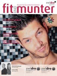Ausgabe 2 / 2013 - swidro drogerie
