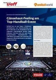 2014 VELUX EHF Final4 - Reisebüro Treff AG