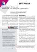 Info Patronale n°249 September 2013 - Union Patronale du Canton ... - Page 6