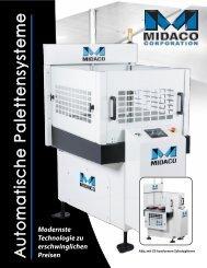 Automatische Palettensysteme Midaco