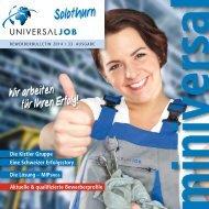 Solothurn (PDF) - Universal-Job AG
