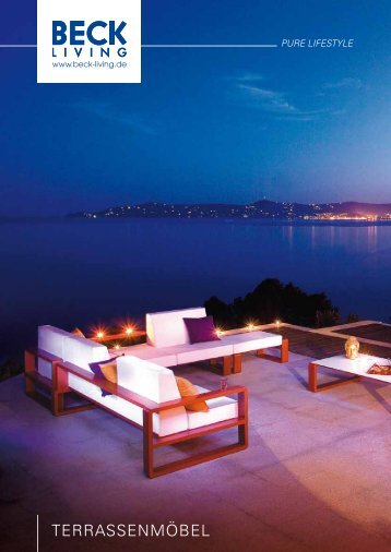 PURE Lifestyle - Beck Living, ohg