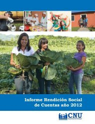 Informe Rendicion Social