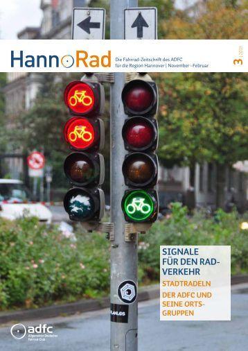 HannoRad 3/2013 - ADFC Region Hannover eV