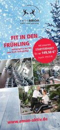 Download Aktions-Flyer - Ralf Amon - Aktiv und Gesund