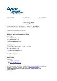 Altenpflege 2013 Sie finden unseren Messestand in Halle 1 ... - ADT