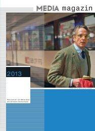 magazin - MEDIA Desk Deutschland