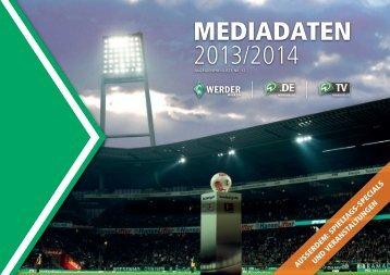 Media-Daten - Werder Bremen