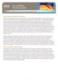 German Elections 2013: Health Policy - APCO Worldwide - Page 2