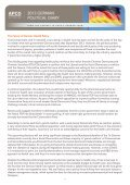 German Elections 2013: Health Policy - APCO Worldwide - Page 4