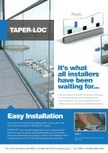 TAPER-LOC® - RIBA Product Selector - Page 4