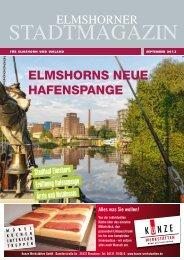Elmshorner Stadtmagazin KW36 - Holsteiner Allgemeine