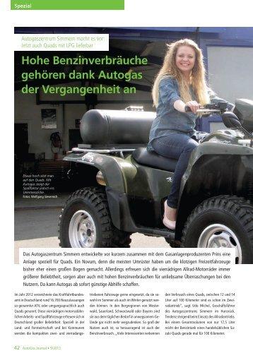 Bericht aus Autogas Journal 11/2013 (PDF) - Autogaszentrum ...