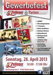 Sonntag, 28. April 2013 Sonntag, 28. April 2013 - Auto Zeilinger GmbH