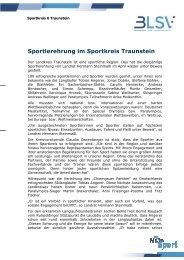 BLSV-Internet Sportlerehrung 2013