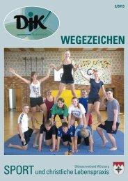 Ausgabe 2013-2 - DJK Diözesanverband Würzburg