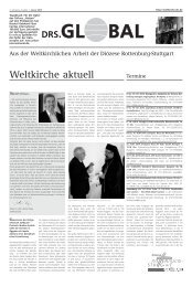 DRS.GLOBAL Januar 2014 - Rottenburg-Stuttgart