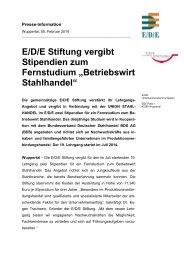 EDE Presseinfo_neuer Lehrgang Stiftung_v1