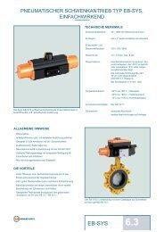 EB-SYS - Ebro Armaturen