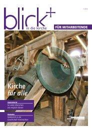 Aktuelle Ausgabe als PDF-Download - Evangelische Kirche von ...