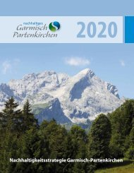 Nachhaltigkeitsstrategie Garmisch-Partenkirchen - Energiewende ...