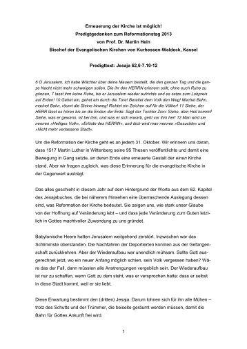 PDF-Dokument - Evangelische Kirche von Kurhessen-Waldeck