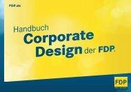 Handbuch Corporate Design - FDP