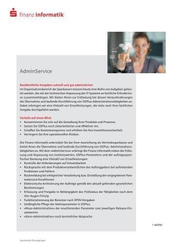 Download der Broschüre (PDF, 382,90 kB) - Finanz Informatik