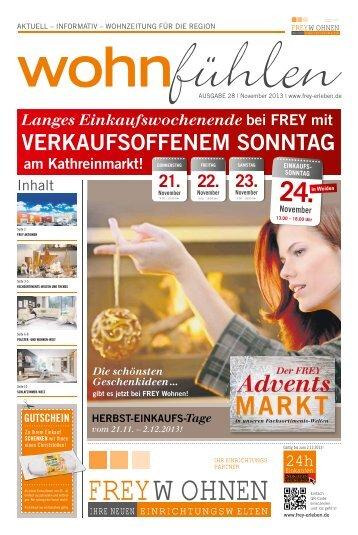 Advents - FREY Wohnen