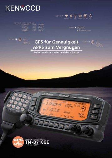 TM-D710GE - Funktechnik Dathe