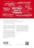 Germany. Expertise. Key industry sectors - The ideal ... - GCB - Page 5