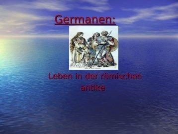 Germanen: