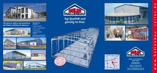 Download - Hallen- und Gewerbebau Seiler GmbH