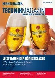 Technikmagazin Ausgabe August 2013 - Henkelhausen