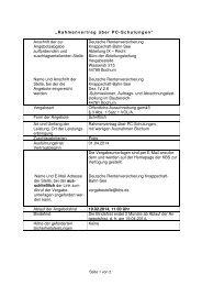 Anzeigentext (PDF/19 KB) - Knappschaft-Bahn-See
