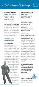 Jahresprogramm 2013 - Tai Chi Schule - Hanau - Seite 4