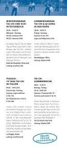 Jahresprogramm 2013 - Tai Chi Schule - Hanau - Seite 7