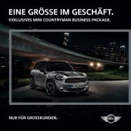 business packages countryman (pdf) - Mini
