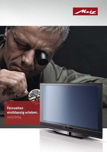 TV Katalog - Metz