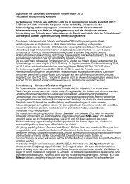 Erträge und Qualität gut, Triticale 99 - Landwirtschaftskammer ...