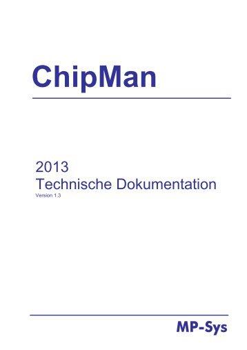 MP-Sys 2013 Technische Dokumentation - MP-Sys GmbH