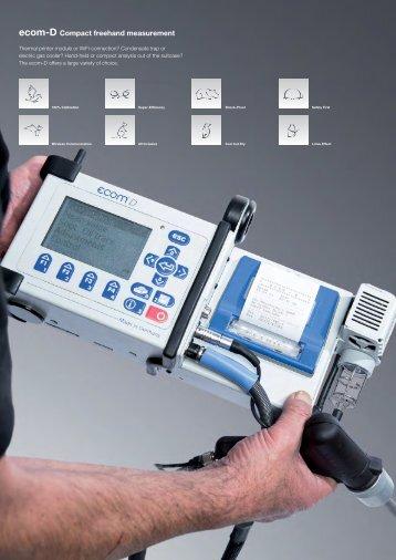 ecom-D Compact freehand measurement - rbr Messtechnik GmbH