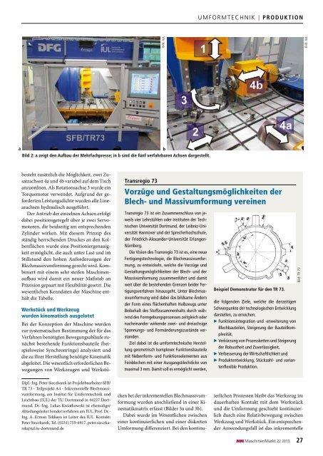 Mehrfachpresse als Alleskönner - bei SCHNUPP GmbH & Co ...
