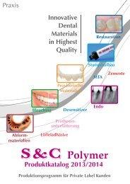 Neu - S&C Polymer GmbH