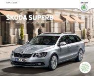 Preisliste - Skoda Auto Deutschland GmbH