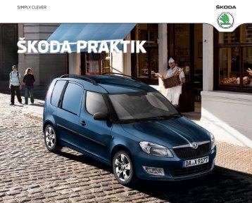 Praktik Broschüre/Preisliste - Skoda Auto Deutschland GmbH