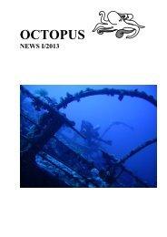 TCO-News I 2013 - Tauchclub Octopus Rosenheim eV