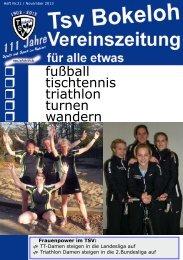 Triathlon - Turn- und Sportverein Bokeloh von 1902 e.V.