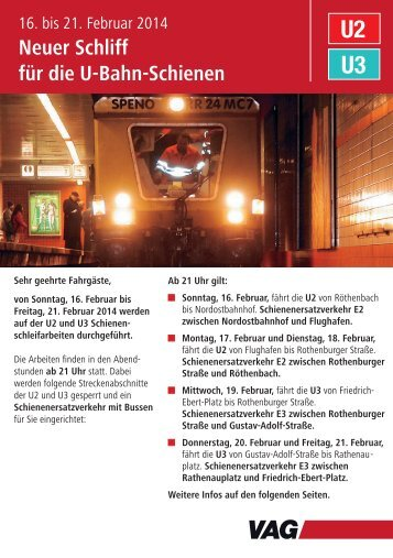 Info U-Bahn Spenozug U2/U3.indd - Vag